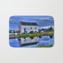 Ticket House on The Royal Canal Bath Mat