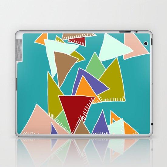 Triads Triads Triads Laptop & iPad Skin