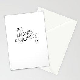 Mom's Favorite Stationery Cards
