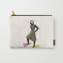 Shapely Figure Carry-All Pouch
