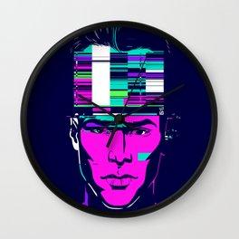 mnemonic_data_overload_ Wall Clock