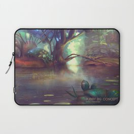 Forest theme 1 Laptop Sleeve