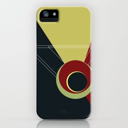 Euclid's universe iPhone Case