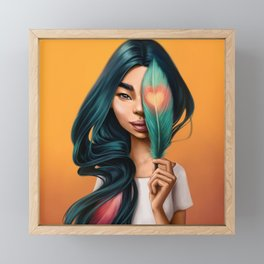 Aylen Framed Mini Art Print