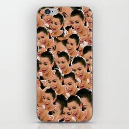 Crying Kim Kardashian iPhone Skin
