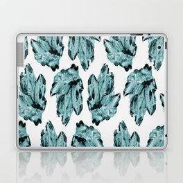 blue raspberry crystal cluster Laptop & iPad Skin