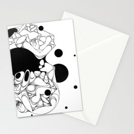 FREEHAND 003 Stationery Cards