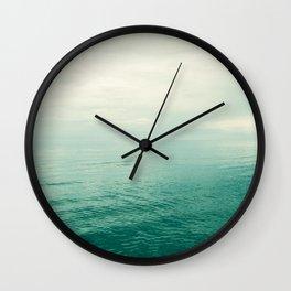 Meer I Wall Clock
