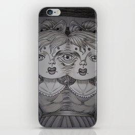 Sewn iPhone Skin