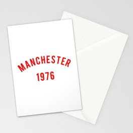 Manchester 1976 Stationery Cards