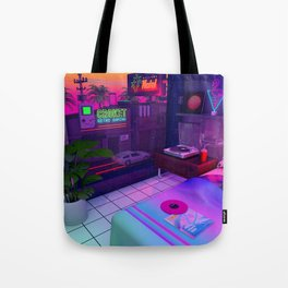 Room 84 Tote Bag