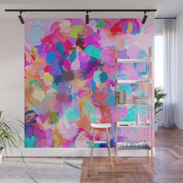 Candy Shop #painting Wall Mural