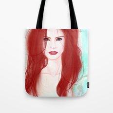 The not so little mermaid Tote Bag
