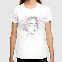Japanese Cherry Blossom T-shirt