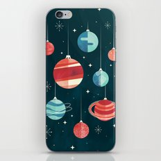 Joy to the Universe (in Teal) iPhone & iPod Skin