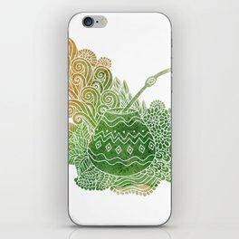Yerba Mate iPhone Skin