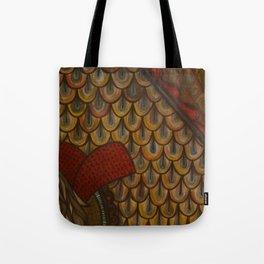 Attic Window Tote Bag