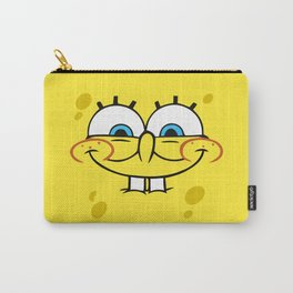 Spongebob Naughty Face Carry-All Pouch