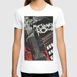 my chemical romance album 2020 ansel1 T-shirt