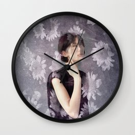 Absence Wall Clock