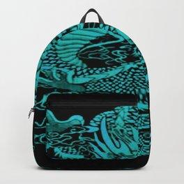 Epic Dragon Teal Backpack