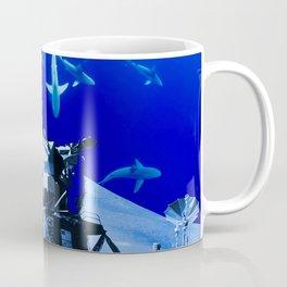 Something Strange on the Moon Coffee Mug