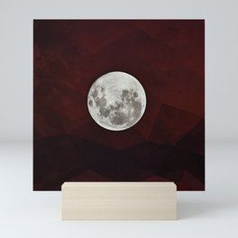 Red Limitation Mini Art Print