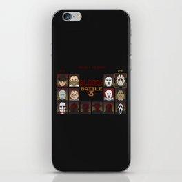 Bloody Battle 3 iPhone Skin