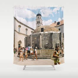 Dubrovnik I Shower Curtain