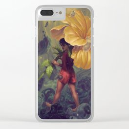Simulation Clear iPhone Case