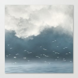 Ascension - Skyscapes and horizons Canvas Print