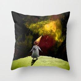To Seek A Thousand Suns Throw Pillow