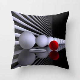 opart imaginary -5- Throw Pillow