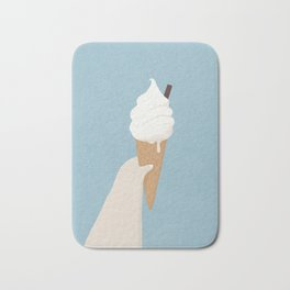 Craving Icecream Bath Mat