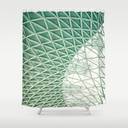 CANOPY 02D Shower Curtain