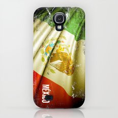 Flag of Mexico Galaxy S4 Slim Case