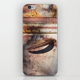 Rust #1 iPhone Skin