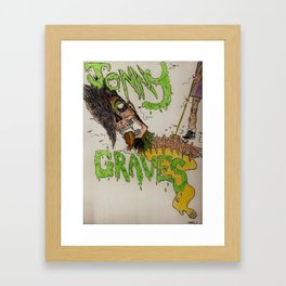 well piss on me.. Framed Art Print