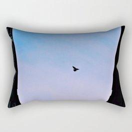 Flying Free Destruction Rectangular Pillow