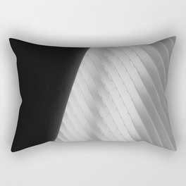 Abstract Texture at The Oculus in New York Rectangular Pillow