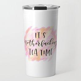 Mofo Tea Time Travel Mug