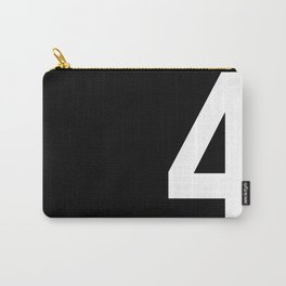 Lucky number: 4 Carry-All Pouch