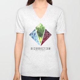 Resurrection Unisex V-Neck