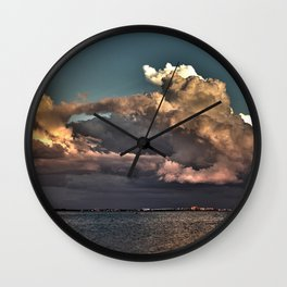 Welcome Home  Wall Clock