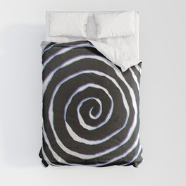 Cool Spiral Comforters