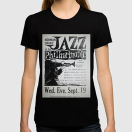 Vintage Jazz Poster, 1955 T-shirt