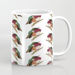 Wine-throated Hummingbird Coffee Mug