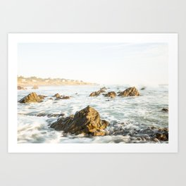 California coast- Travel photography- Ocean photography  Art Print