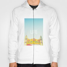 Life Is A Roller Coaster Hoody