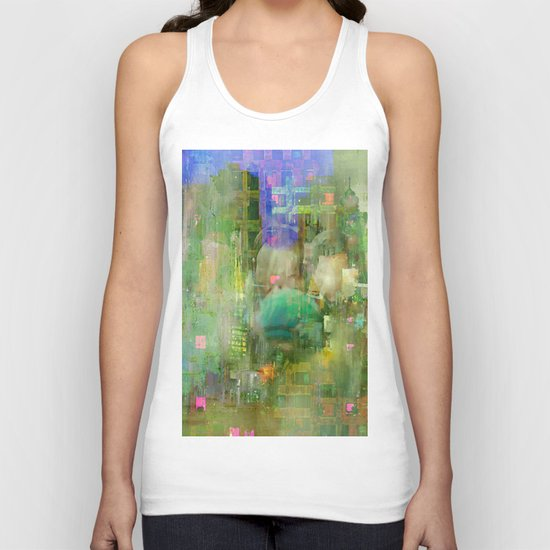 Somebody to Love Unisex Tank Top